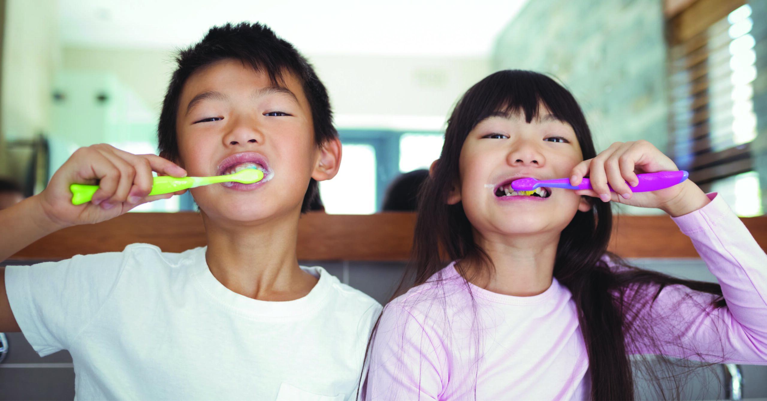 Establishing the Best Oral Hygiene Routine for Kids: